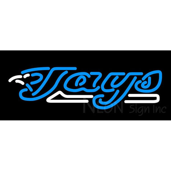 Toronto Blue Jays MLB Neon Sign
