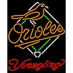 Yuengling Baltimore Orioles MLB Beer Neon Sign