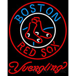 Yuengling Boston Red Sox MLB Beer Neon Sign