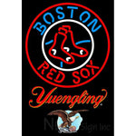 Yuengling Boston Red Sox MLB Neon Sign 3 0018