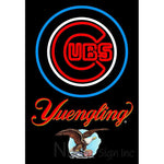Yuengling Chicago Cubs MLB Neon Sign 3 0020