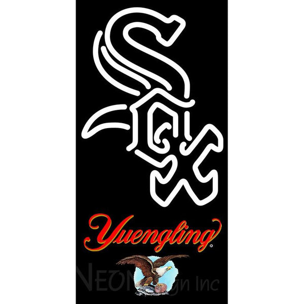 Yuengling Chicago White Sox MLB Neon Sign 3 0011