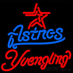 Yuengling Houston Astros MLB Beer Neon Sign 16x16