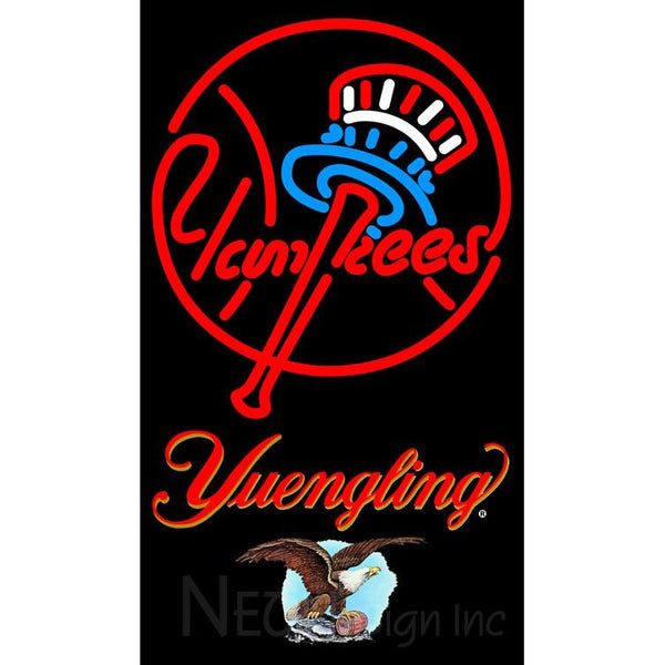 Yuengling New York Yankees MLB Neon Sign 3 0014