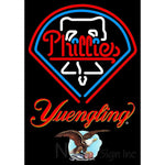 Yuengling Philadelphia Phillies MLB Neon Sign 3 0014