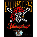 Yuengling Pittsburgh Pirates MLB Neon Sign 3 0013