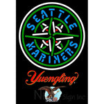 Yuengling Seattle Mariners MLB Neon Sign 3 0011