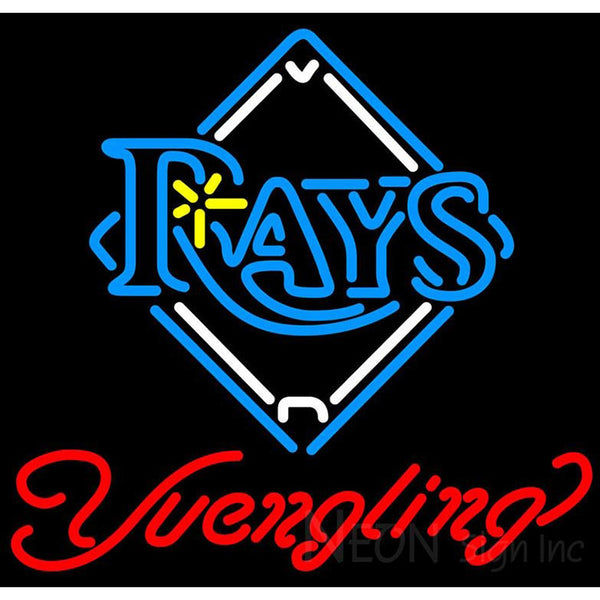 Yuengling Tampa Bay Rays MLB Beer Neon Sign