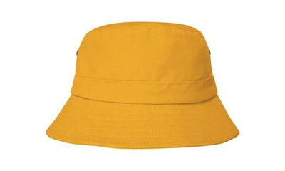 Infant Bushed Sports Twill Bucket Hat