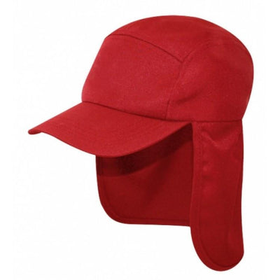 Youth Poly/Cotton Legionnaire Cap