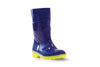 Navy/Yellow Bubblegummers Gumboots