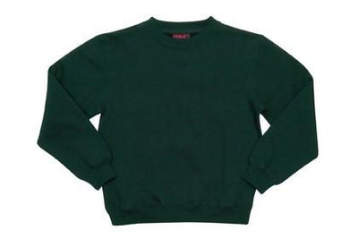 Ramo-Ramo Kids Crew Neck Sloppy Joes-Bottle Green / 0-Uniform Wholesalers - 6