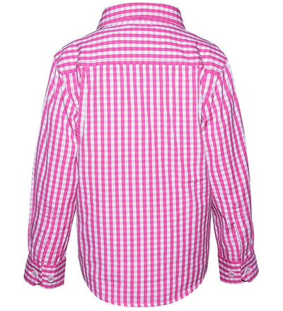 Pilbara Kids Long Sleeve Shirt