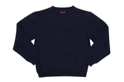 Ramo-Ramo Kids Crew Neck Sloppy Joes-Navy / 0-Uniform Wholesalers - 7