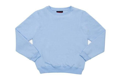 Ramo-Ramo Kids Crew Neck Sloppy Joes-Sky Blue / 0-Uniform Wholesalers - 4