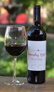2012 'Kemsley' Cabernet Sauvignon - J Ludlow Awarded Wine