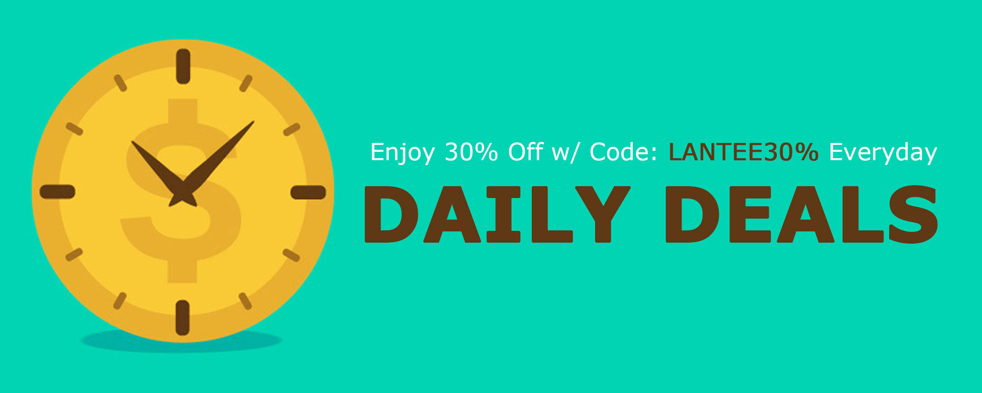 Lantee Daily Deals