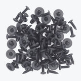 Lantee 50 Pcs 6mm Push-Type Retainer Clips for Nissan 10998-30880 - Lantee Online Store