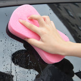 10 Pieces High Foam Cleaning Washing Sponge Pad for Car - Lantee Online Store