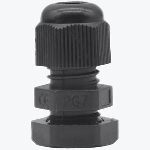 PG 7 Cable Gland - 20 Pcs Waterproof Wire Glands Connector Fitting - Lantee Online Store