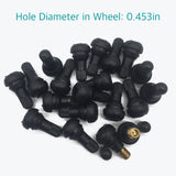 20 Pcs Car/Motorcycle TR412 Rubber Tire Valve Stem Set - Lantee Online Store