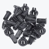 50 Pcs Bumper & Wheel Well Liner Clips for Honda & Acura 91505-TM8-003 - Lantee Online Store
