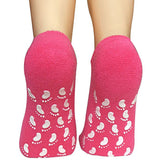 Non Slip Grips Skid Proof Low Cut No Show Womens Ankle Hospital Socks - Lantee Online Store