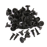 50 Pcs Bumper Radiator Support Clips for Nissan & Infiniti - Lantee Online Store