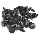 50 Pcs Interior Door Panel Push in Car Clips Fasteners for Ford Dodge - Lantee Online Store