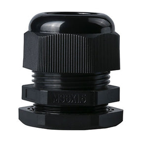 M36x1.5 Cable Gland, Black - Lantee Online Store