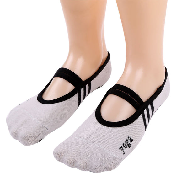 Non Slip Yoga Pilates Socks for Women - Lantee Online Store