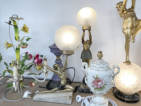lamp repair and restoration