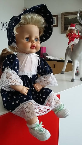 cuddles doll after