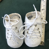 lace up doll shoe