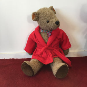 Teddy Bear Dressing Gowns