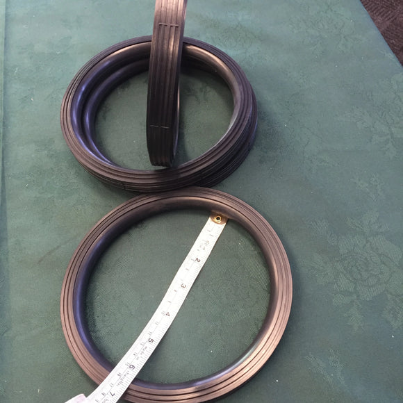 replacement vintage pram tyres to fit 15 cm diameter rim