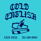Cold English Font