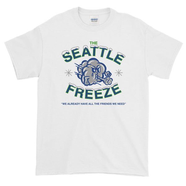 Seattle Freeze (seattle colors)