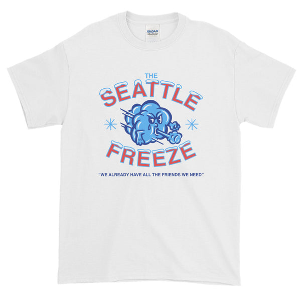 Seattle freeze