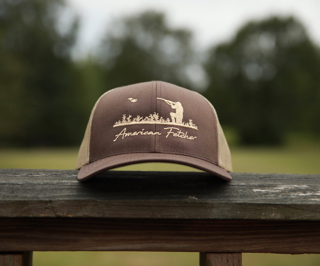 Dove Hunter - Brown/Khaki