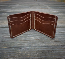 Hand Crafted Wallet - Driftwood