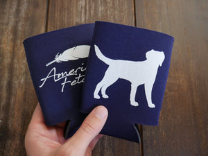Simple Retriever/Feather Coozie