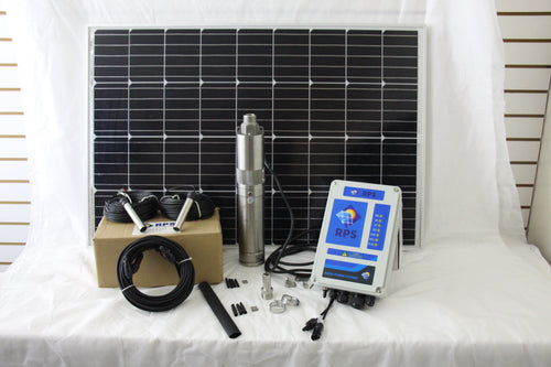 NRCS Ready Systems - Solar Pump Kits that adhere to all State / National requirements