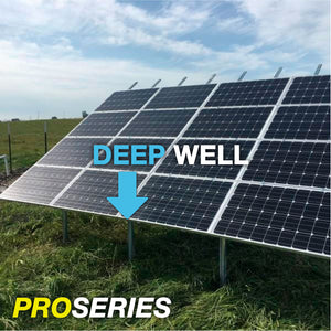 RPS Pro Series D - Deep Well Solar Pump Kits (Over 300ft)