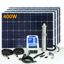 RPS 400 Solar Well Pump Kit