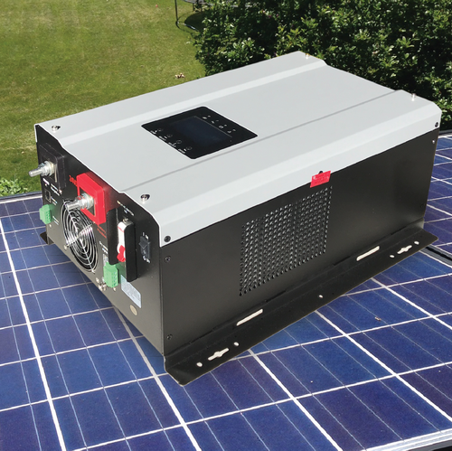 WaterSecure™ 3K Solar Backup for Well Pumps