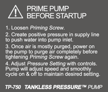 Tankless Pressure Pump™ System - Sized by RPS Pump Specialist