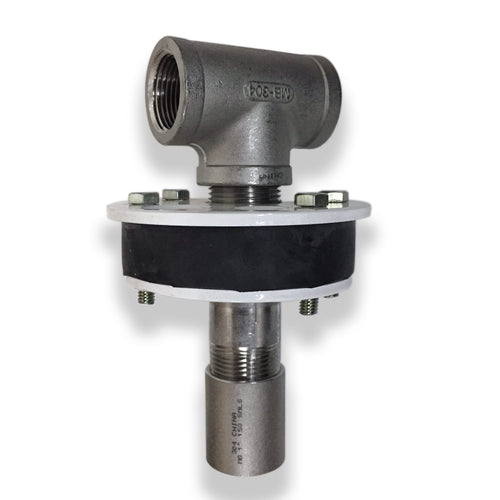 All Metal Well Head Assembly - For Pro Installs & Deeper Wells