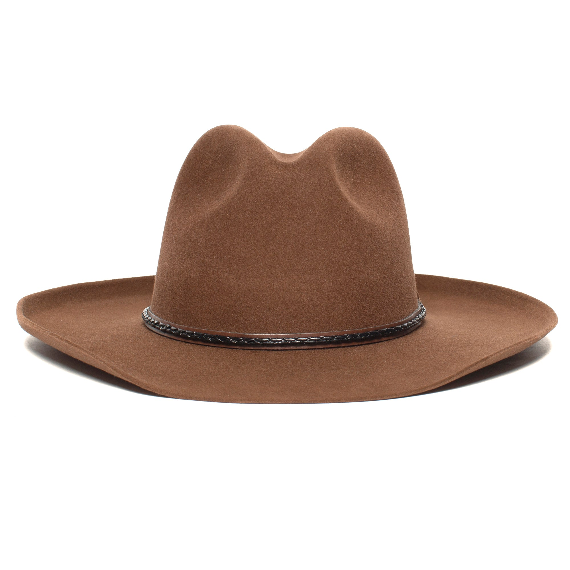 Big Daddy Center Dent Wide Brim Felt Western Fedora Hat – Goorin Bros 271084014d27