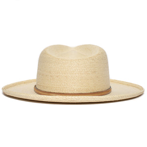 Goorin Bros. los chivos wide brim fedora Natural back view